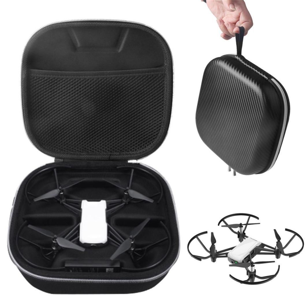 Lanspo Handtasche für DJI Tello Drone, Wasserdichte Tragbare schützen Quadratische Tasche, Eva, Präzise Schnitt Präzise Schnitt