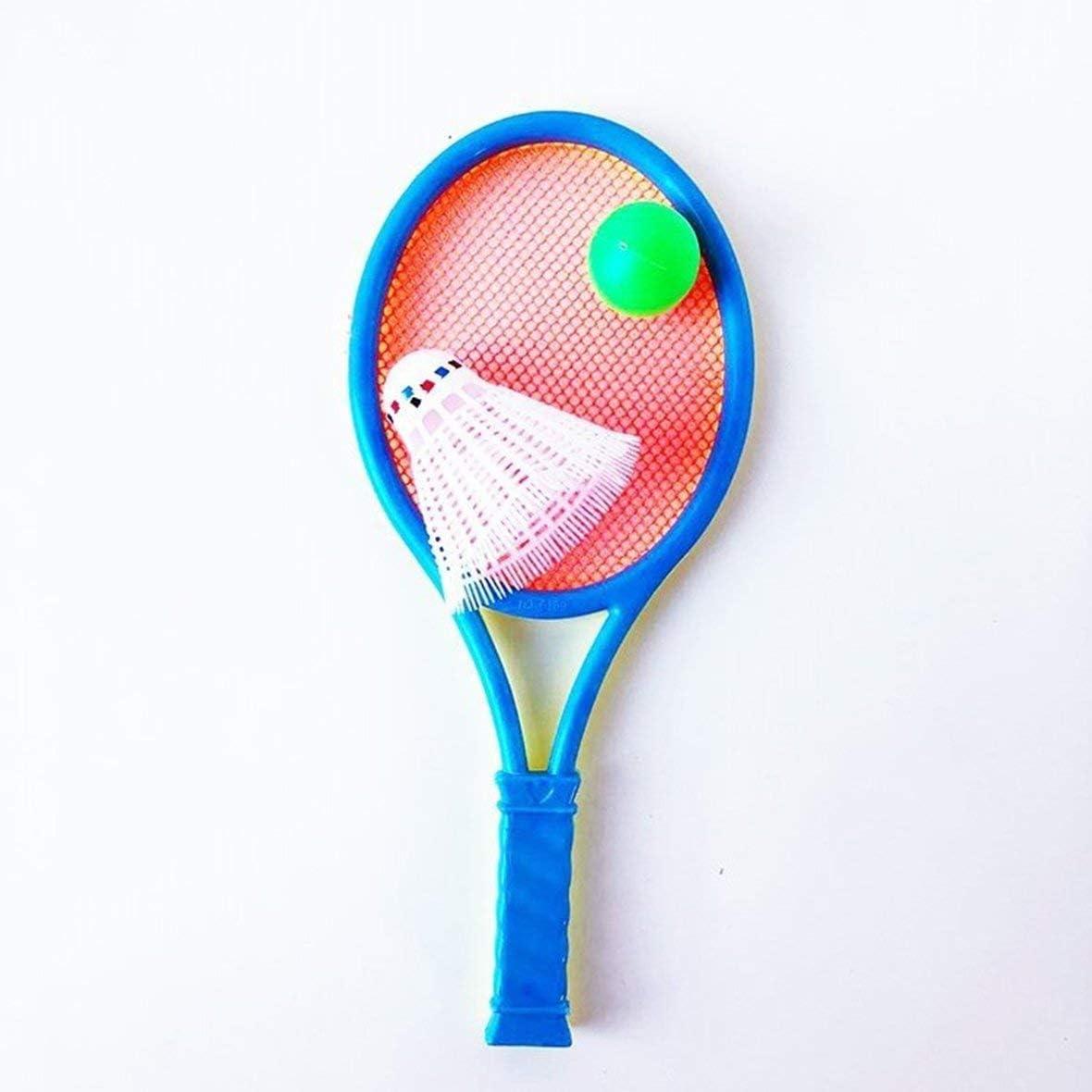 Heaviesk Raqueta de bádminton Juguetes para niños Raqueta de Tenis Traje de Raqueta