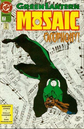 (Green Lantern Mosaic #7)