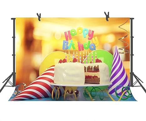 Amazon FUERMOR 10x7ft Birthday Cake Photography Studio