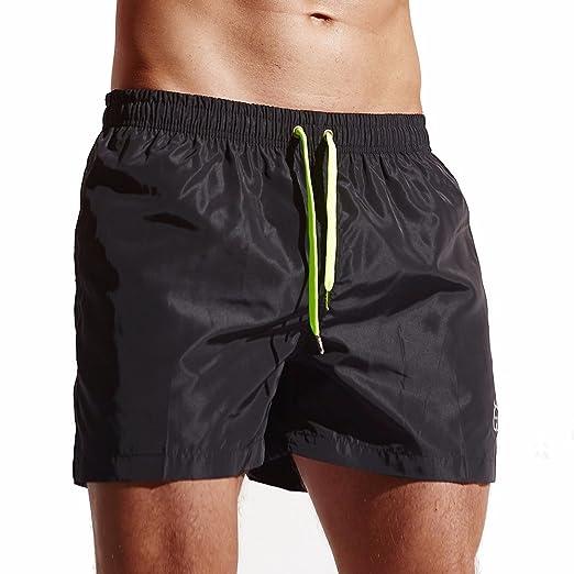 b0ce102acd3 2019 Hot Sale DORIC Men's Shorts Swim Trunks Quick Dry Bathing Surfing  Running Swimwear Bathingsuit