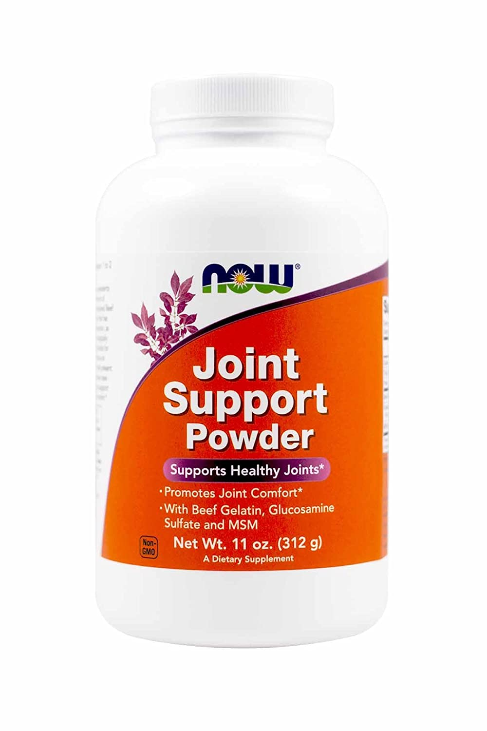 NOW Joint Support Powder 11 Ounce Image 1