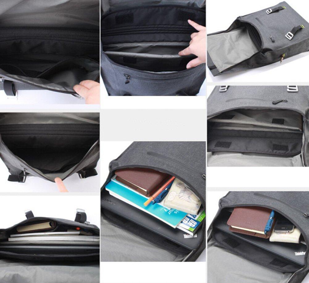 Roswheel Casual Nylon Shoulder Messenger Hand Bag Briefcase for Men