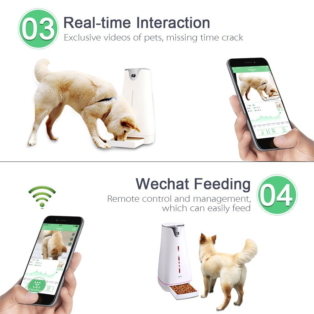 camera pet automatic iphone remote cats gogs controlled wi com for by feeder or station dp app amazon hd with fi mobile control phone android intelligent