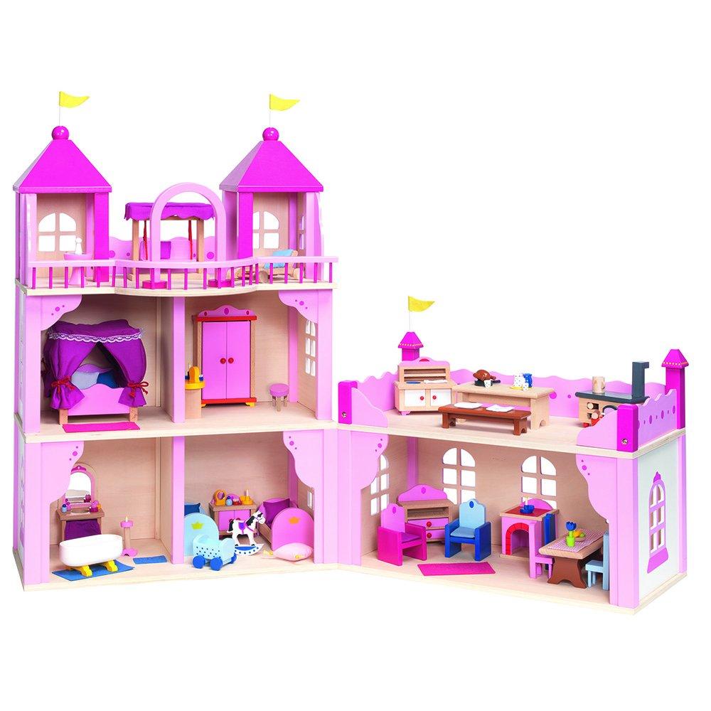 Goki Puppenhaus - Goki Puppenschloss
