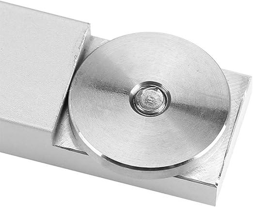 KKmoon Barra de inglete de aleaci/ón de aluminio