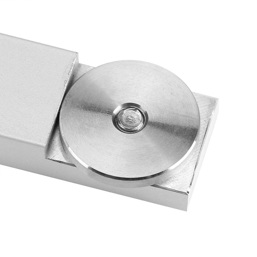 Barra per mitra attrezzo per la lavorazione del legno 300mm Barra di scorrimento per barra di guida in lega di alluminio