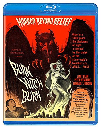 Burn, Witch, Burn [Blu-ray]