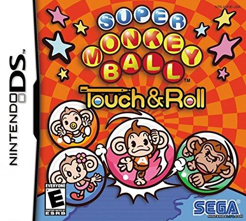Six Monkey Balls - Super Monkey Ball Touch & Roll - Nintendo DS