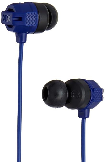 2e360cc289c Amazon.com: JVC HAFX102A XX Xtreme Bass Earbuds, Blue: JVC: Home ...