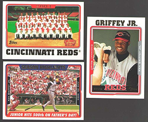 2005 TOPPS - CINCINNATI REDS Team Set