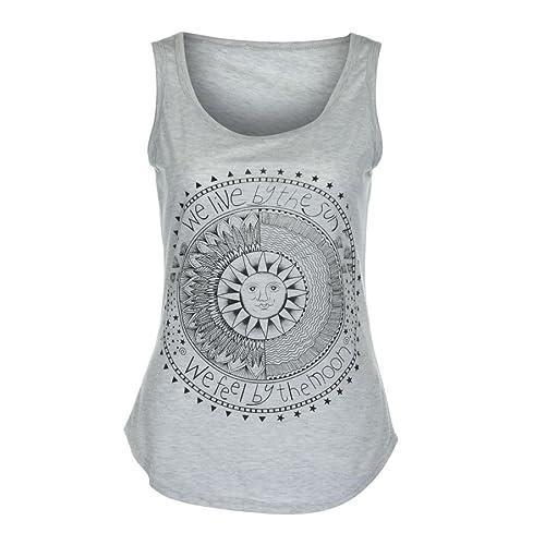 Keepwin - Camisas - envolvente - para mujer