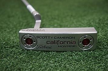 Scotty Cameron Left Handed Putters >> Scotty Cameron California Monterey Left Handed Putter Steel Amazon