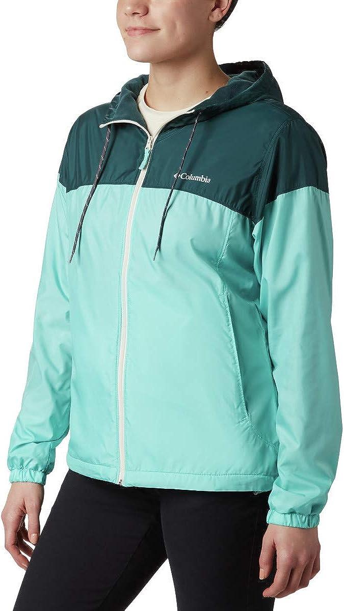 Columbia Womens Flash ForwardTM Lined Windbreaker Jacket