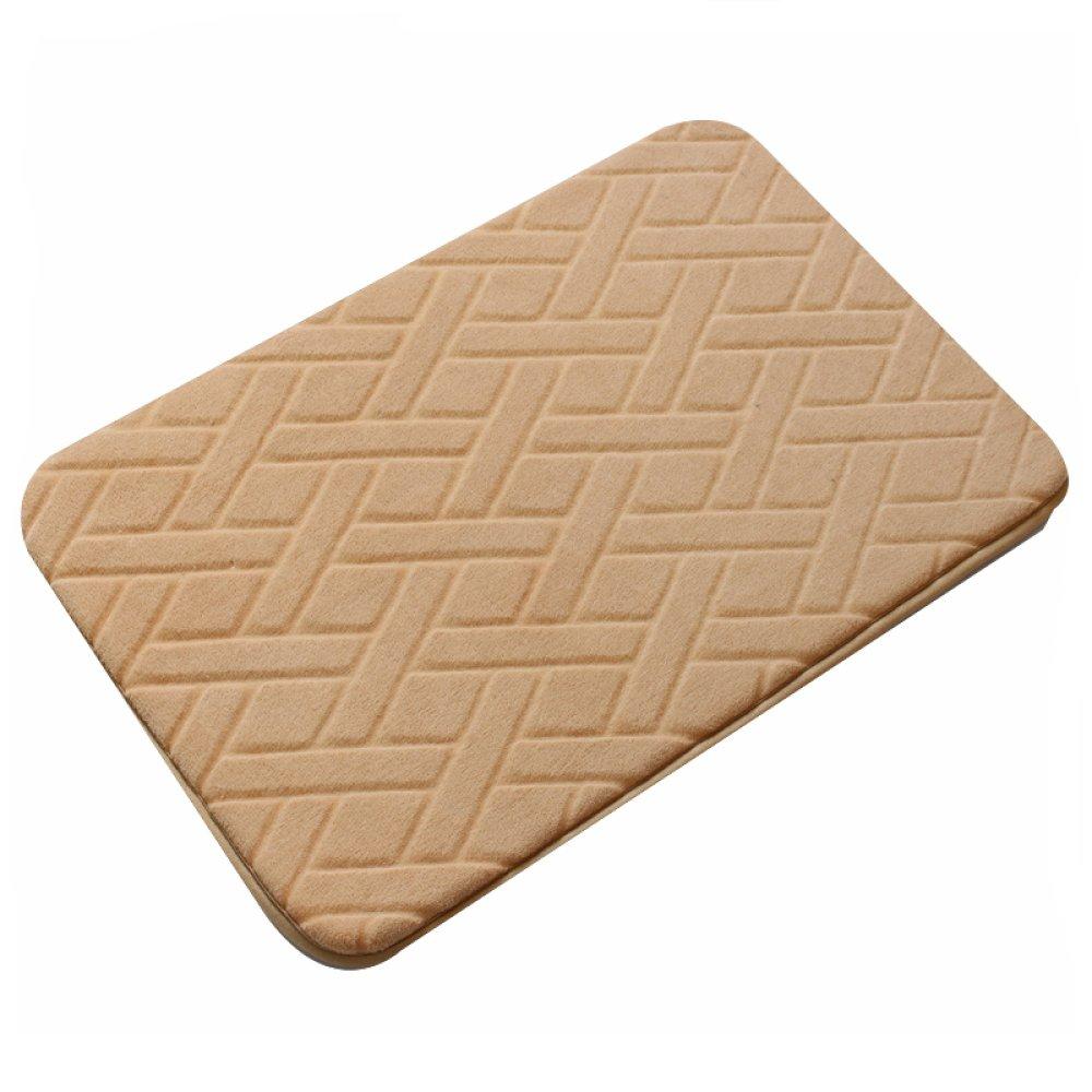 XCF WLQ Matte - Badezimmermatte - Badezimmermatte - Türmatte - Schlafzimmer Nachtteppich B07FMHCY2B Duschmatten