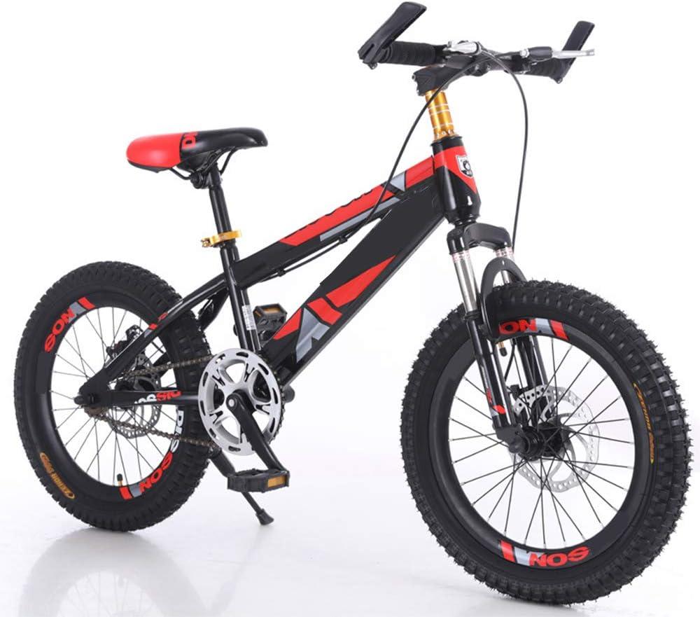 XWDQ Bicicleta para Niños Bicicleta De Montaña 18/20 Pulgadas Niño ...
