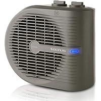 Taurus Tropicano 2.5 - Calefactor, termoventilador, 2 posiciones de calor + función ventilador, 2000 W, termostato…