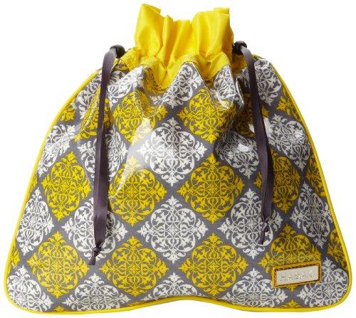 Hadaki Multitasker Pouch,Medallion Gray,one size (Handbags Medallion Fabric)