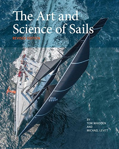 Book Cover: The Art and Science of Sails