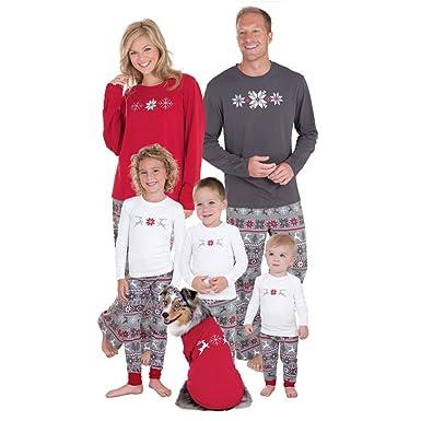 b277d7d810 Family Pajamas Set