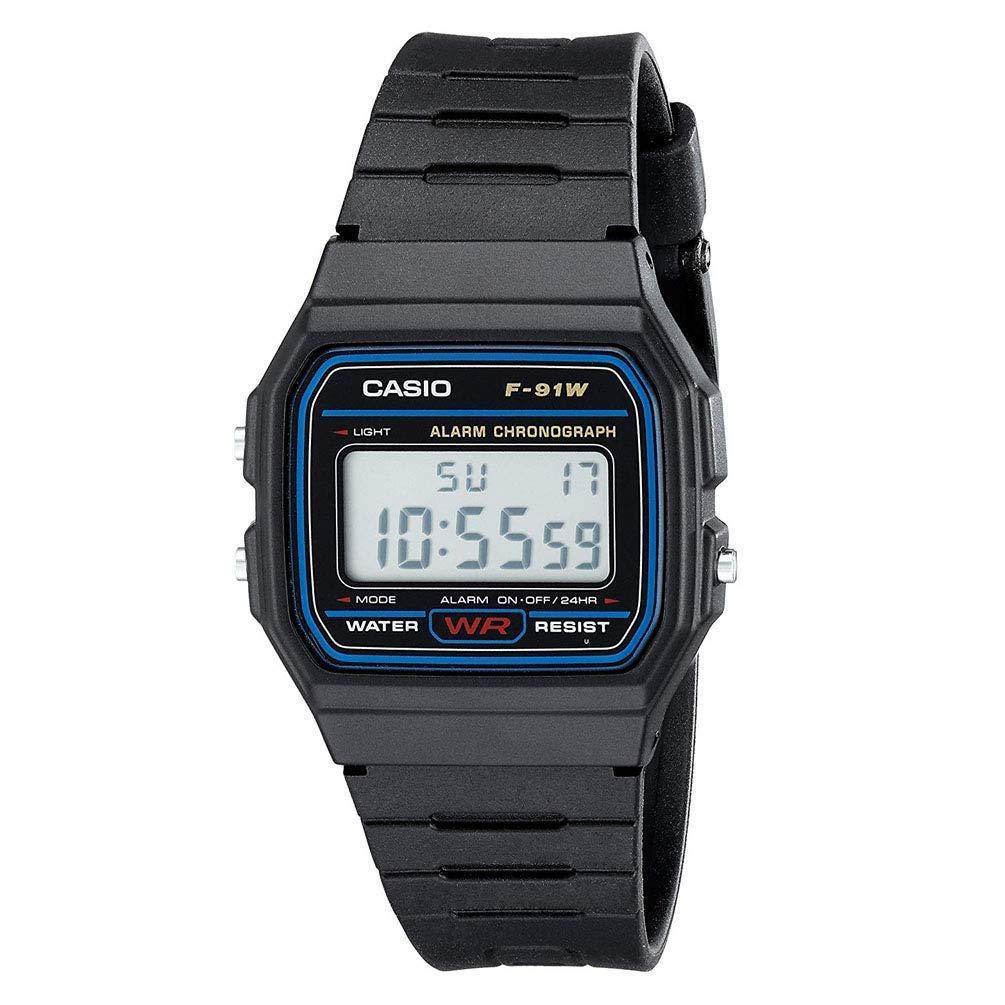 F91W-1 Casual Sport Watch