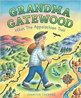 Image result for grandma gatewood hikes the trail amazon