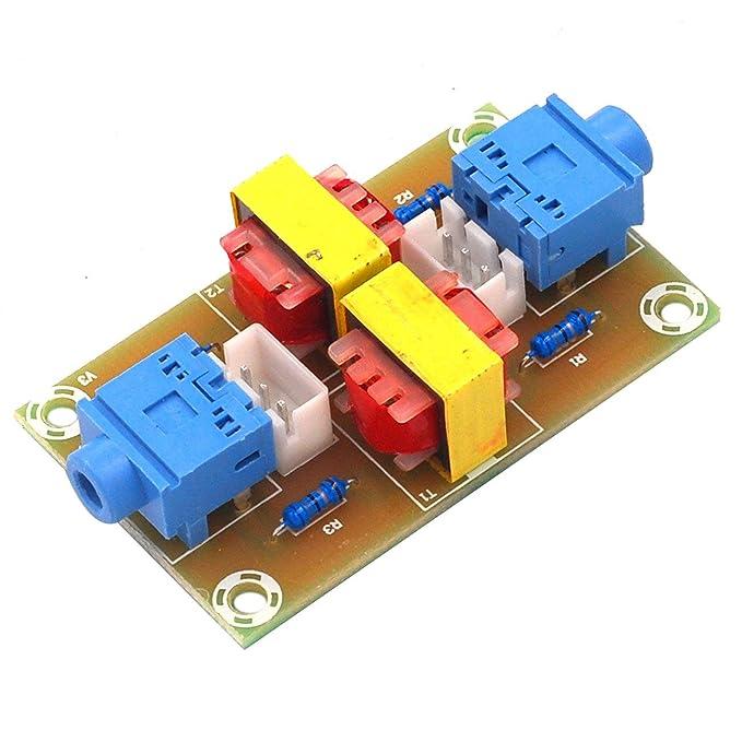 Socialism XH-M372 aislador de Audio del vehículo módulo de ...