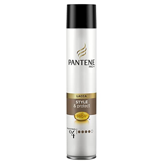 3 opinioni per Pantene Pro-V Lacca Style & Protect 24 ore 250 ml- Tenuta di livello 4
