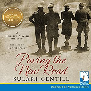 Paving the New Road Audiobook