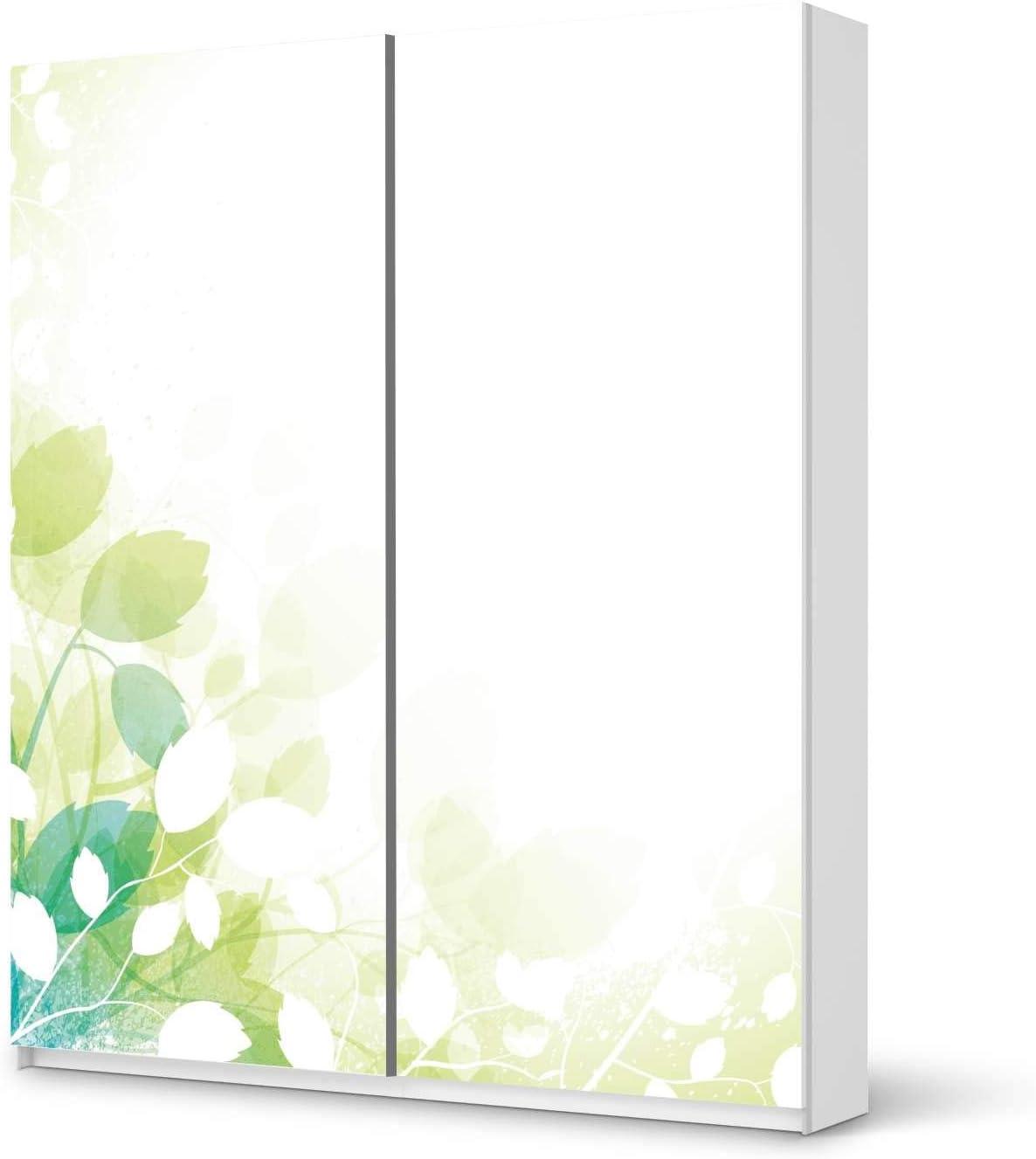 Muebles de pantalla Pegatinas para Ikea Pax Armario 201 cm altura ...