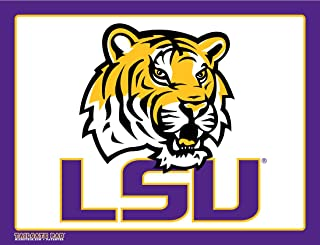 """product image for Wow!Pad Extra Large 9"""" x 12.5"""" Collegiate Tailgate Gaming Mouse Pad, Made in USA, LSU"""