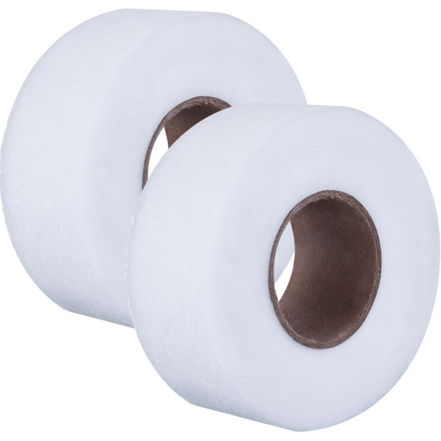 Outus Fabric Fusing Tape Adhesive Hem Tape Iron-on Tape Each 27 Yards, 2 Pack (1 Inch) 4337014289