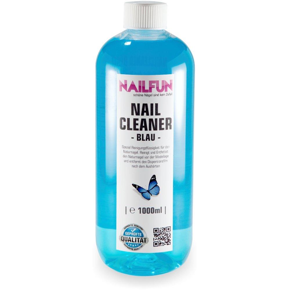 cleaner limpiador de uñas