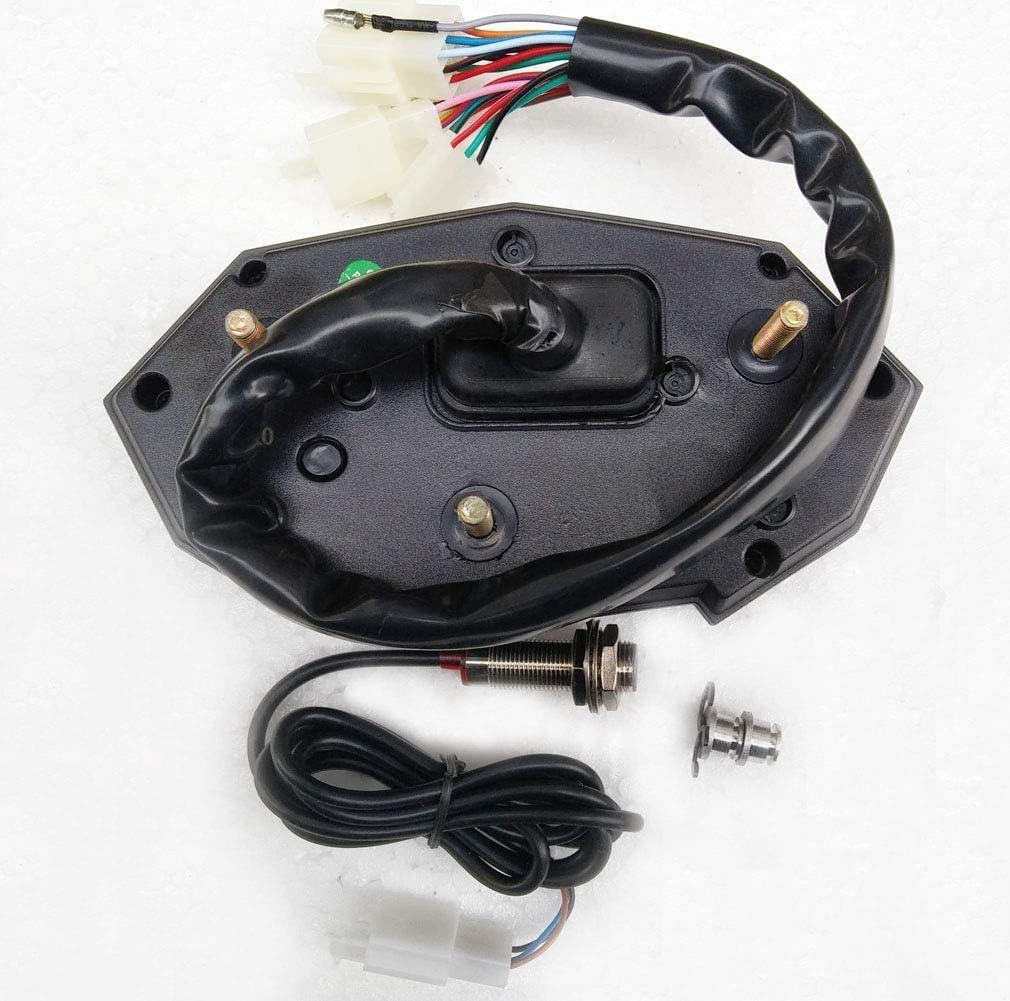 Speed Sensor Adapter for SAMDO Universal Motorcycle Speedometer Tachometer