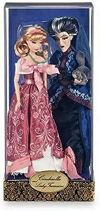 Disney Snow White Disney Fairytale Designer Collection Cinderella & Lady Tremaine Exclusive Doll Set