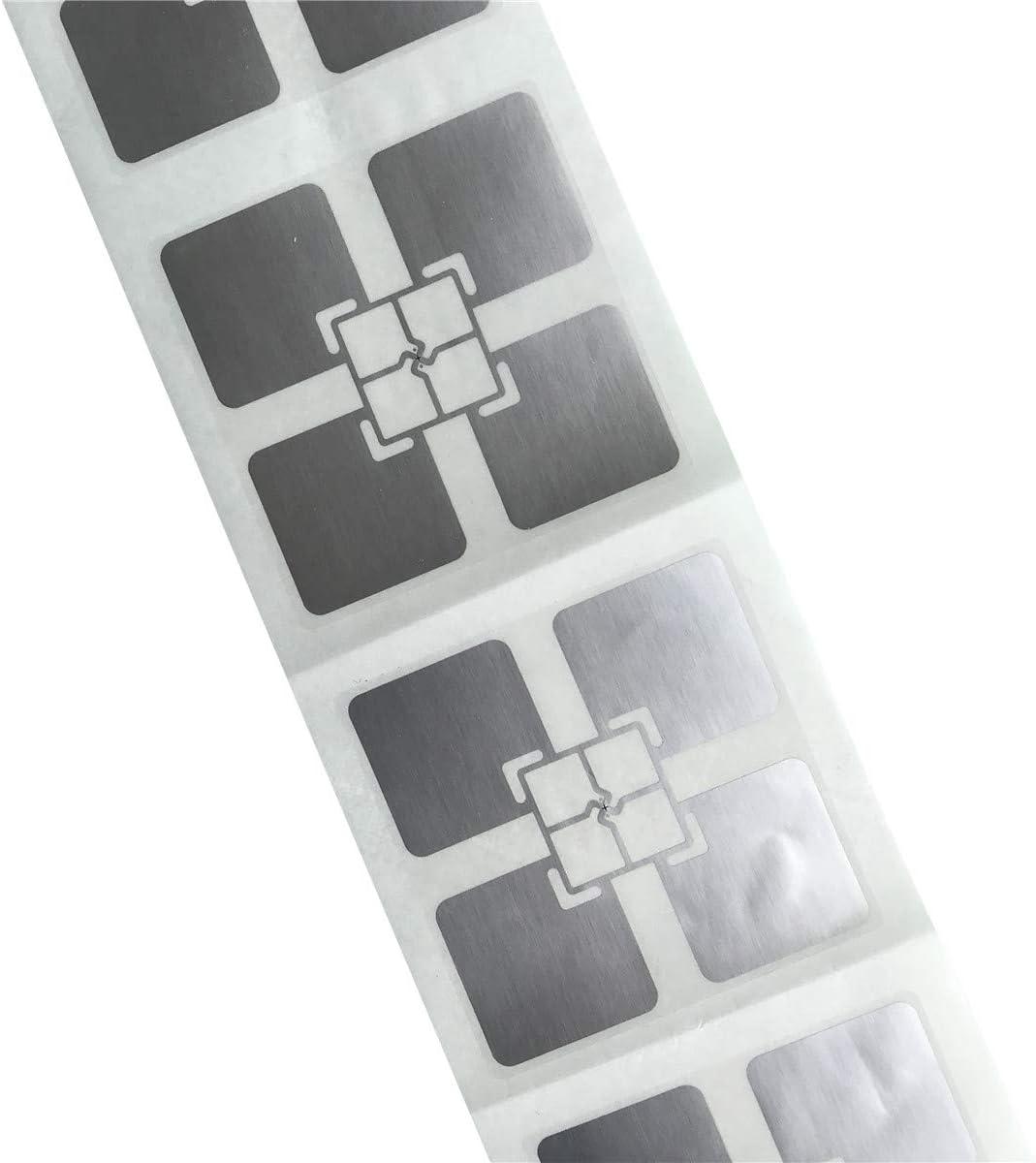 RFID uhf tag True 3D QTTM Long Reading Range 860~960MHZ Sticker (Pack of 20)