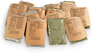 product image for XMRE U.S. Military MRE Entrees, 12 Pack