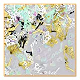 Praise The Lord Confetti (Pack of 96)