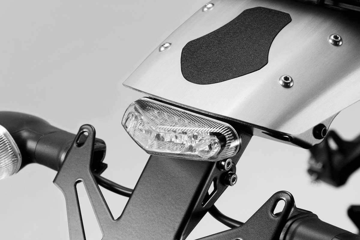 - Einstellbare Nummernschild Halter Motorradzubeh/ör De Pretto Moto LED und Hardware-Bolzen - 100/% Made in Italy Kit Kennzeichenhalter DPM Race XSR900 2015//19 inkl R-0772