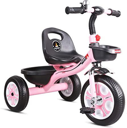 Xiao ping Triciclo para Niños Bicicleta para Autos con 1 Año De Antigüedad (Color : 1): Amazon.es: Hogar