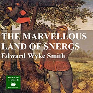 The Marvellous Land of Snergs Audiobook