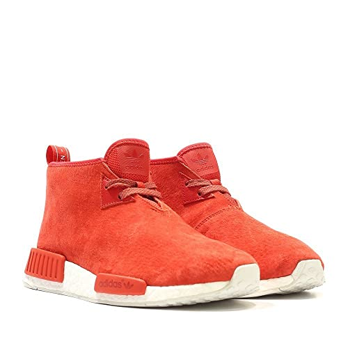online store 7692b 006bb Adidas NMD C1 Chukka Red S79147 US Size 9.5: Amazon.ca ...