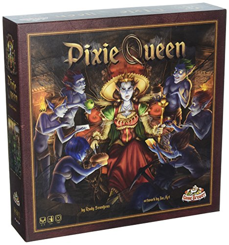 Pixie Queen Board Game Strategy Board Game