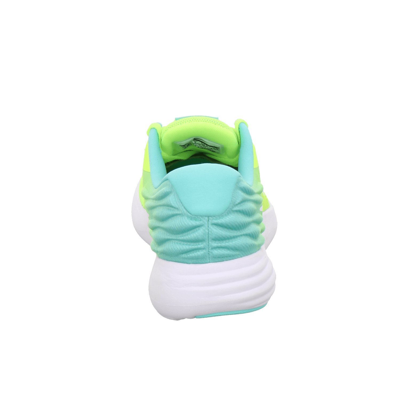 NIKE Women's Lunarstelos Running Shoe B012J20G50 Medium|Volt/White/Clear Jade