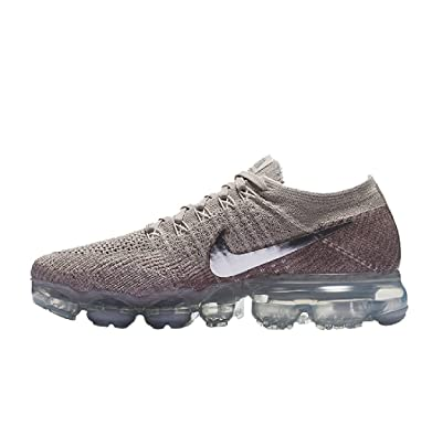 Nike Air Vapormax Women String 849557-202 US 9.5 Chrome Sunset Glow Flyknit W