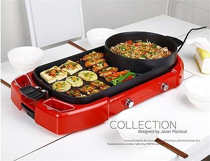 BBQ Barbacoa de interior y al aire libre Barbacoa Parrilla de cocina coreana Barbacoa de barbacoa