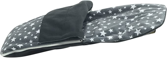 Grey Star Snuggle Summer Footmuff Compatible With Bugaboo Cameleon Bee Donkey Buffalo