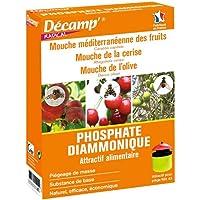 Décamp – Fosfato diamónico contra moscas mediterráneas, frutas
