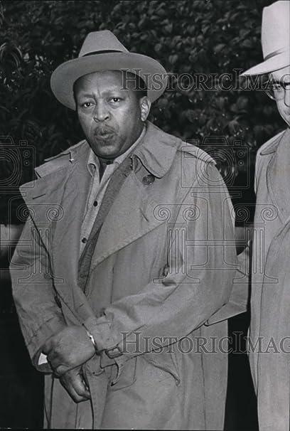 Amazon com: Vintage Photos 1958 Press Photo Clarence H
