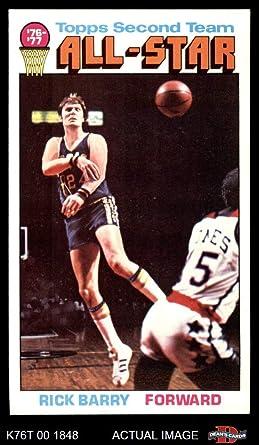 EX Warriors 1974 Topps # 50 Rick Barry Golden State Warriors Deans Cards 5 Basketball Card